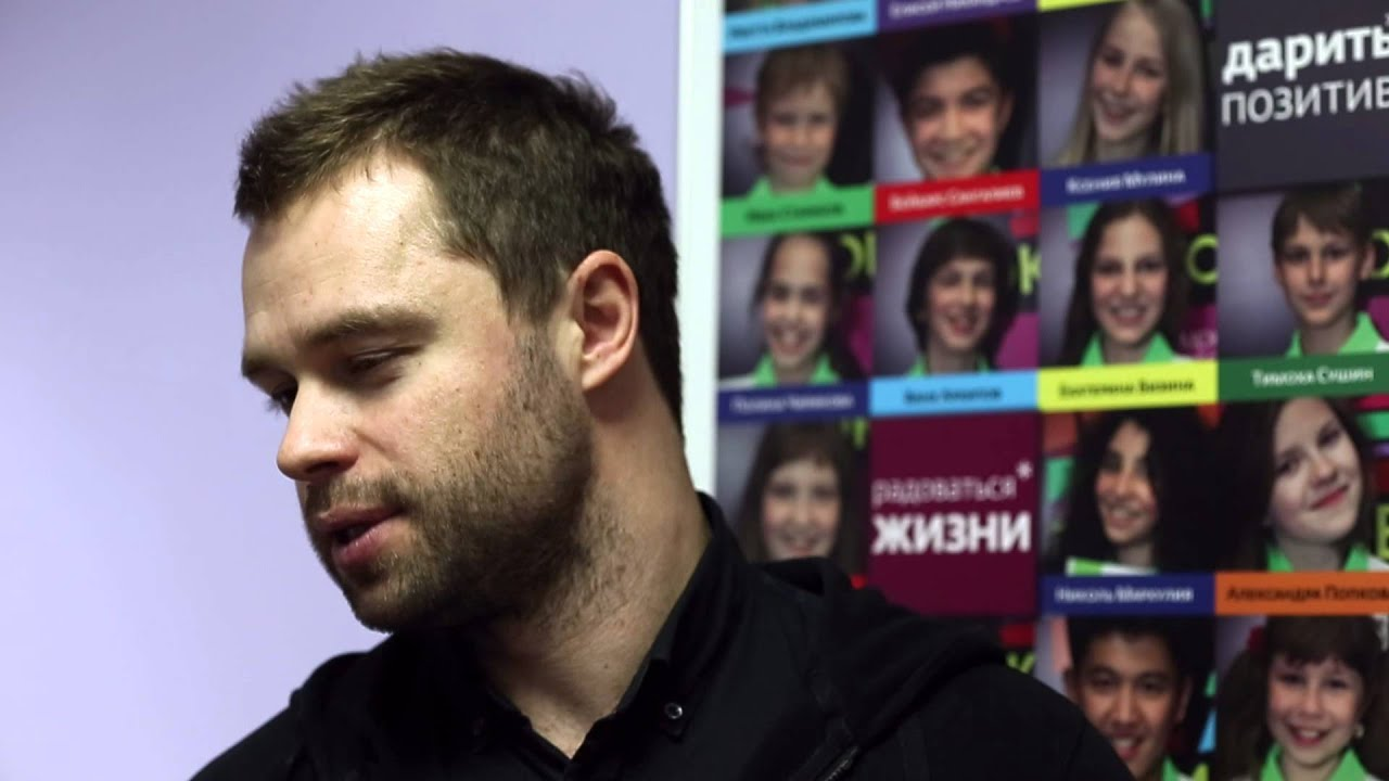 Виталий Гогунский. Видео-интервью - YouTube