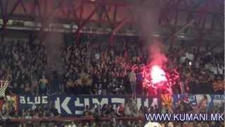 KUMANI-K.K.Kumanovo-K.K.Crvena Zvezda (28.10.2012)