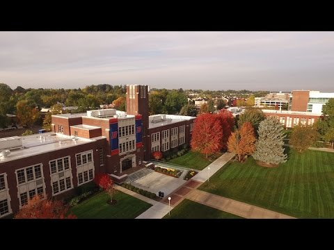 Boise State University From the Air