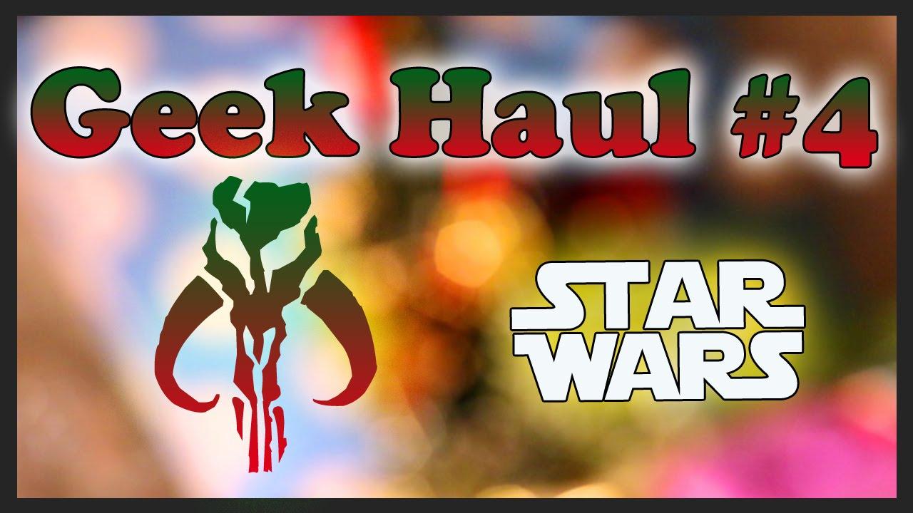 Christmas Geek Haul 4 - YouTube