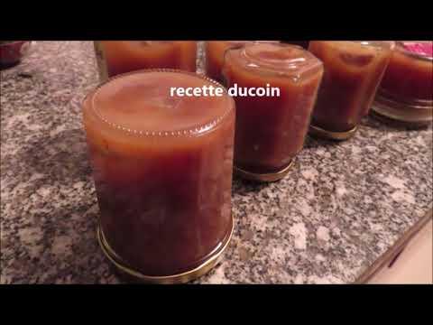 crème de marron maison