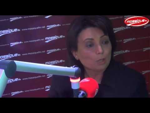 """Wided Bouchamaoui: """"Les hommes d'affaires refusent d'être les boucs émissaires"""""""