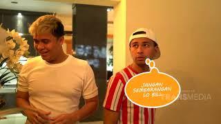 RAFFI BILLY AND FRIENDS - Serem Banget Pintu Kamar Roy Kiyoshi Kebuka Sendiri (18/8/19) Part 1