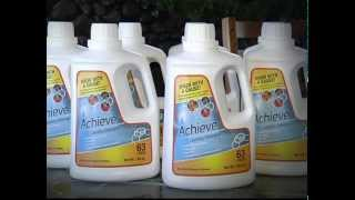 Achieve Services Develops Own Laundry Detergent(, 2015-02-27T21:16:27.000Z)