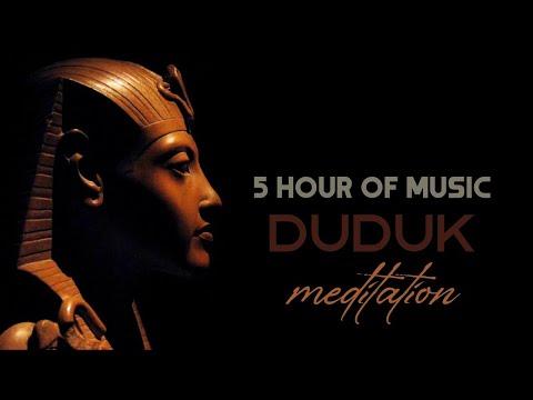 5 Hours of Ancient Meditation Music   Duduk Music