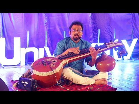 Raagas Of Indian Classical Music   Dr B K Durga Prasad   TEDxGITAMUniversity