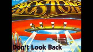 Don´t look back - Boston - Fausto Ramos
