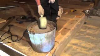 Как утеплить потолок  в бане!(Утепление потолка в бане своими руками. Обустройство подпольного пространства в бане http://www.youtube.com/watch?v=YgdSWTv..., 2014-05-26T10:29:58.000Z)