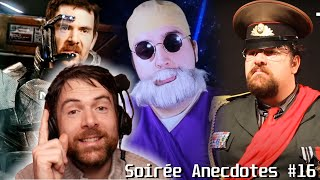 JDG - Soirée anecdotes - Best-of #16 (Papy Grenier - Final Fantasy VII - Mass Effect - Sim City)
