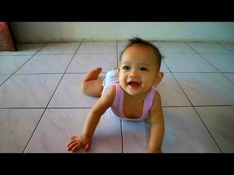 Hello moms Senja belajar duduj dari umur 4 bulan yaa Untuk yg suka belanj bisa cek shopee aku Shopee.
