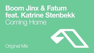 Boom Jinx & Fatum feat. Katrine Stenbekk - Coming Home