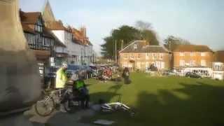 Journey Through Kent, 'Part One', Capel Le Ferne, Westerham, Sevenoaks