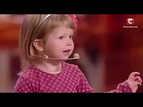 Пяти летная девочка знает все столицы мира