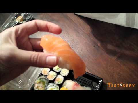 Sugoi Sushi Amsterdam Sushi/Japans Beoordeeld Door Testivery – Sushi/Japanese Reviewed By Testivery