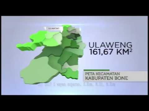 ada 27 Kecamatan di Kabupaten Bone Sulawesi Selatan - #Profil
