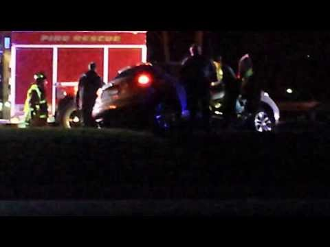 Severe car crash on MD RT 140 in Westminster, MD
