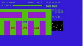Rally-X,VIC-20/VIC-1001