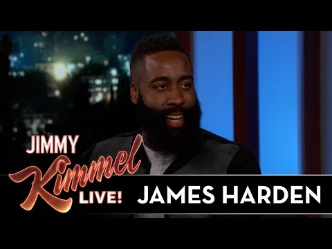 James Harden on His New Sneakers