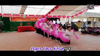 Karaoke Hát Chèo _ Chức Cẩm Hồi Văn ( Trích Súy Vân )