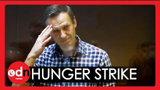 'alexei navalny 'seriously ill' in notorious russian prison after hunger strike'alexei is 'seriously ill' a sick ward week going on...