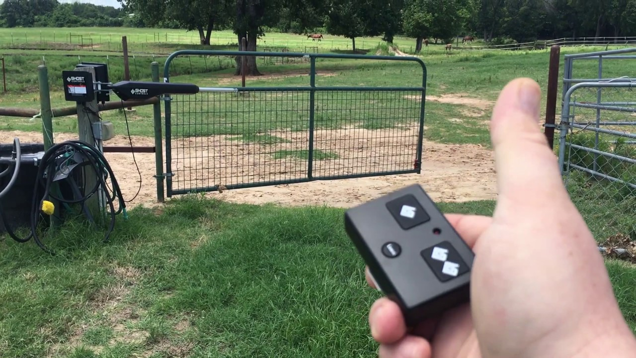 Architectural Series Single Automatic Gate Opener Kit