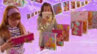 Winx Back to School 2009 Collection promo 2