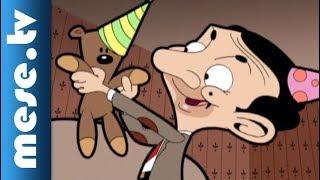 Mr. Bean - Szülinapi maci (rajzfilm, animáció)