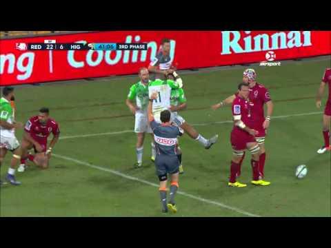 Super Rugby: Reds v Highlanders (Round 7)