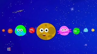песня планеты детские стишки для детей Planet Song песня в россии для детей