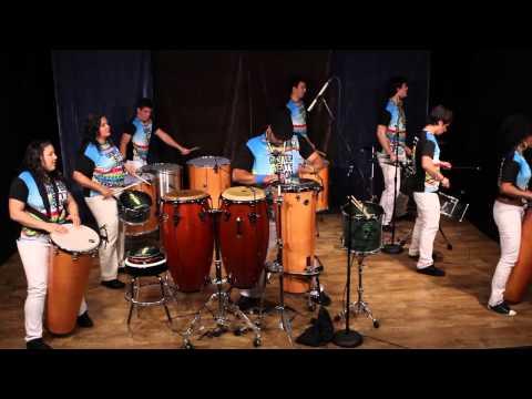 Marcus Santos and Grooversity - Batujexá / Batidão