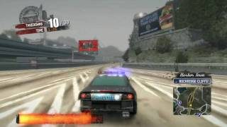 Burnout Paradise ROAD RAGE