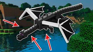 видео: Что Будет, Если Дракон Края Попадёт В Наш Мир? - Minecraft Эксперимент