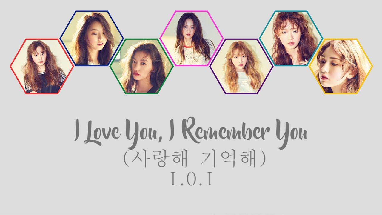Jeon So-mi – I Love You I Remember You
