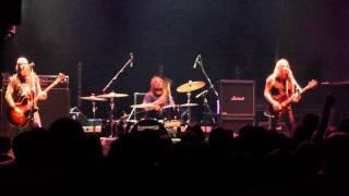 Spirit Caravan - Dreamwheel @Stage Volume 1, Athens 04/07/2014