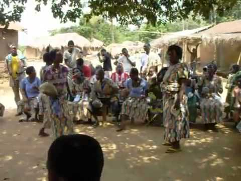 Agbadza  Togo music and dance