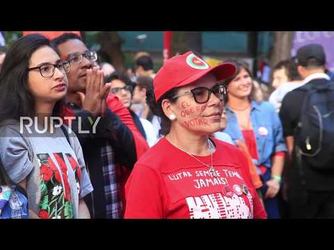 Brazil: 'Women for Rights' protest concert held in Sao Paulo