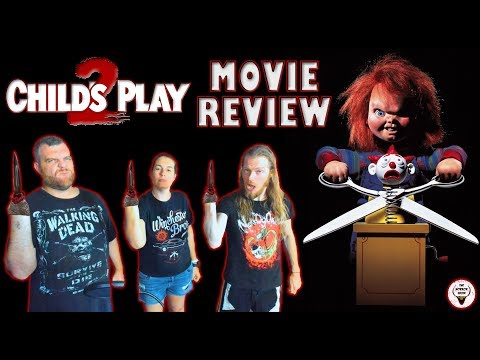 Childs Play 2 1990 Movie Review - The Horror Show