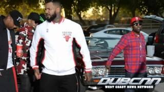 "The Game ""My Flag / Da Homie"" Exclusive Behind The Scenes Video Shoot"
