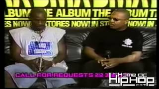 #TBT DMX in 1998 Talking About Getting Signed & Belly Movie