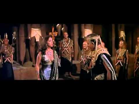 Land of the Pharaohs (1955) - Burial, Indiana Jones-style