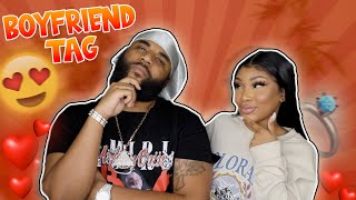 HOW WELL DOES MY BOYFRIEND KNOW ME! (HILARIOUS) | AALIYAHJAY