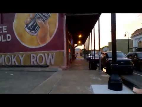 Downtown Houma, Louisiana