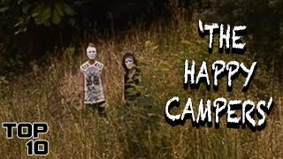 top 10 scary camping stories