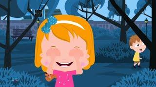 прятки детские стишки для детей Hide And Seek мультфильм песня для детей дети песня