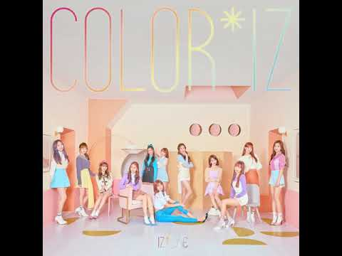 [Full Album] IZ*ONE (아이즈원) - 1st Mini Album [COLOR*IZ]