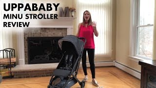 New Uppababy Minu 2019 Stroller - Full Review &amp Demo!