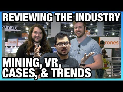 Industry Review w/ Luke of LinusTechTips (ft. Bitwit Kyle)