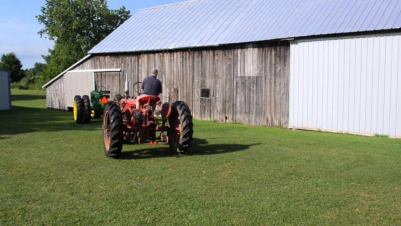 1956 international farmall model 200 tractor the ed westen tractor collection auction westin hotel westen westen c 2_23 #4