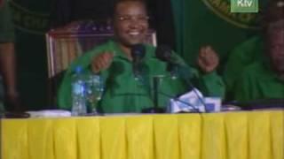 Mkutano Mkuu Wa Ccm Dodoma Wampitisha Jk Kwa Kishindo