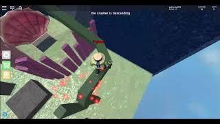 Roblox The Crusher | Beating Going Underwater | 4-Star